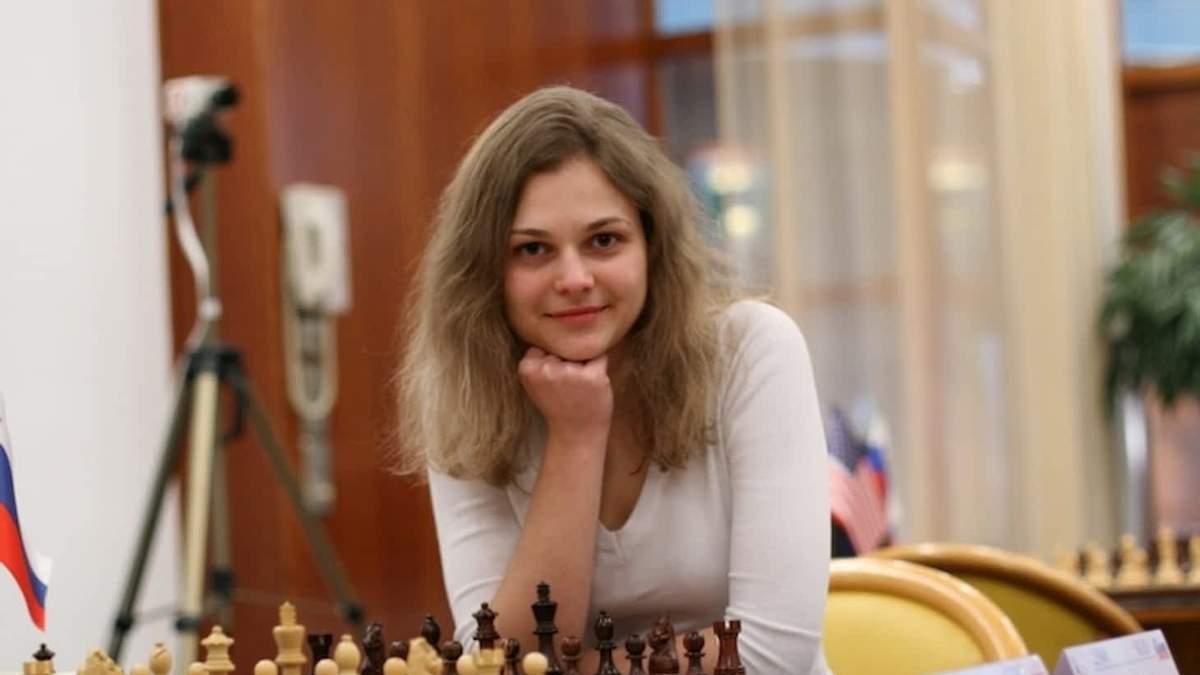 Анна Музычук приблизилась к 1/4 финала на чемпионате мира по шахматам