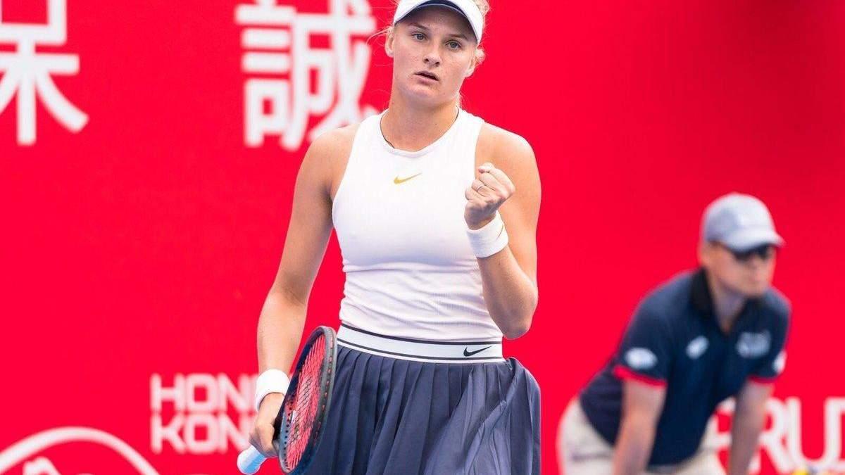 Украинская теннисистка Ястремская установила личный рекорд в рейтинге WTA