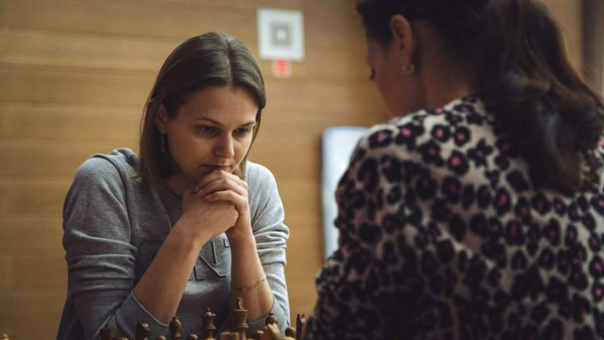 Мария Музычук вышла в полуфинал на чемпионате мира по шахматам, Анна Музычук выбыла из борьбы