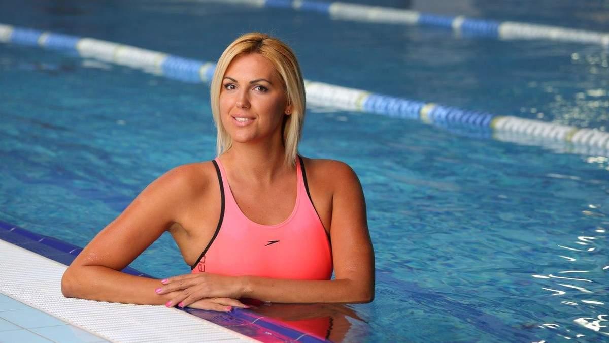 Найкраща плавчиня в історії України знялася у відвертій фотосесії