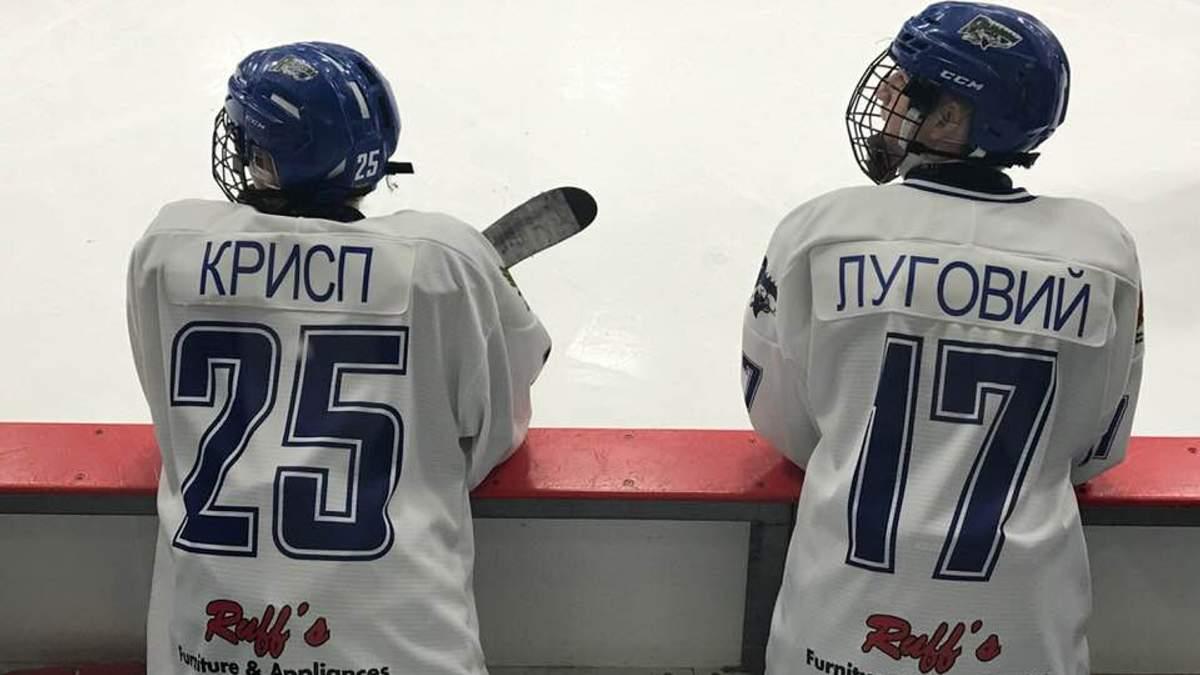 У Канаді хокеїсти знову зіграли у вишиванках: відео
