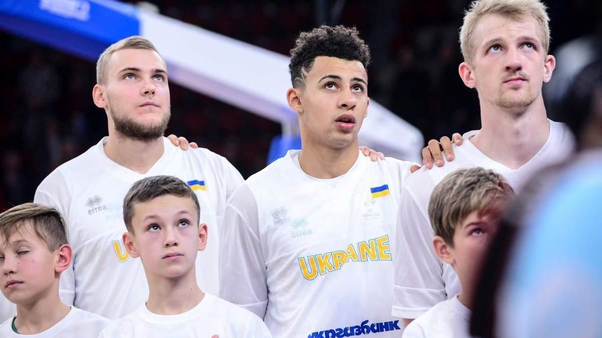 Збірна України в безкомпромісній боротьбі програла іспанцям у відборі до ЧС-2019