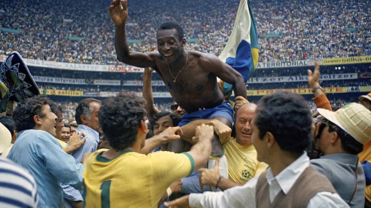 """ЧС-1970 з футболу: справжня війна, """"злочин"""", """"крадіжка"""" і """"матч"""" століття"""