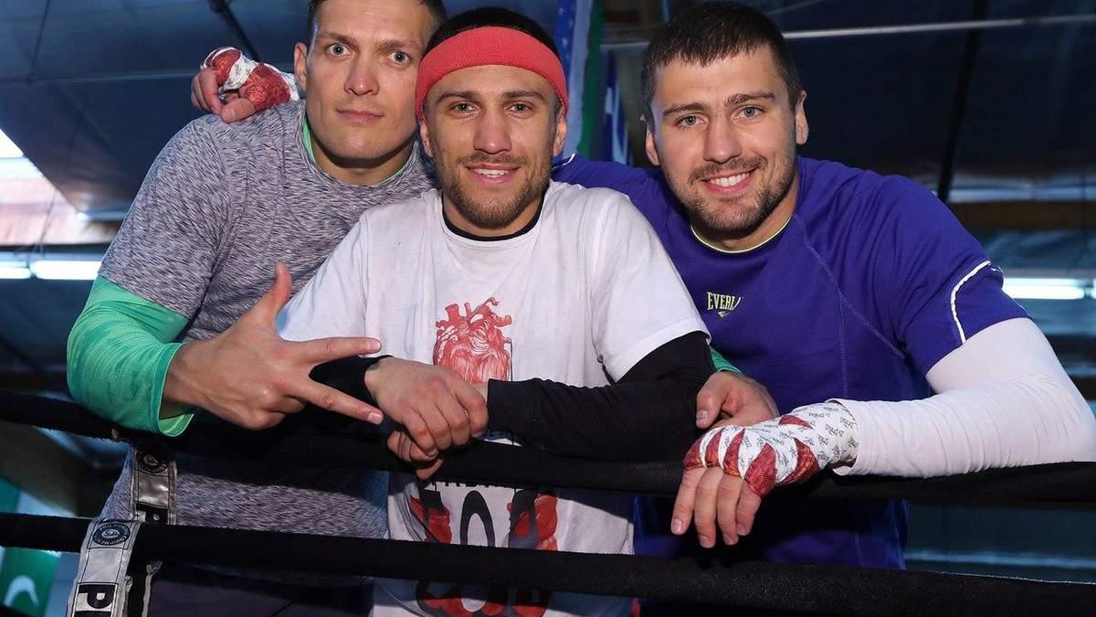 Гвоздик зізнався, що хотів піти з боксу, але втрутилися Усик і Ломаченко