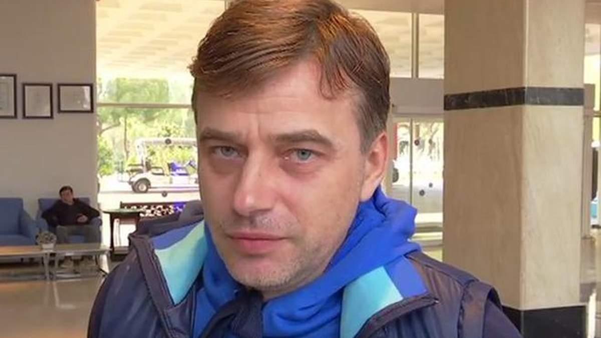 """У """"Динамо"""" зробили ще одну заяву щодо відставки глави УПЛ Грімма"""