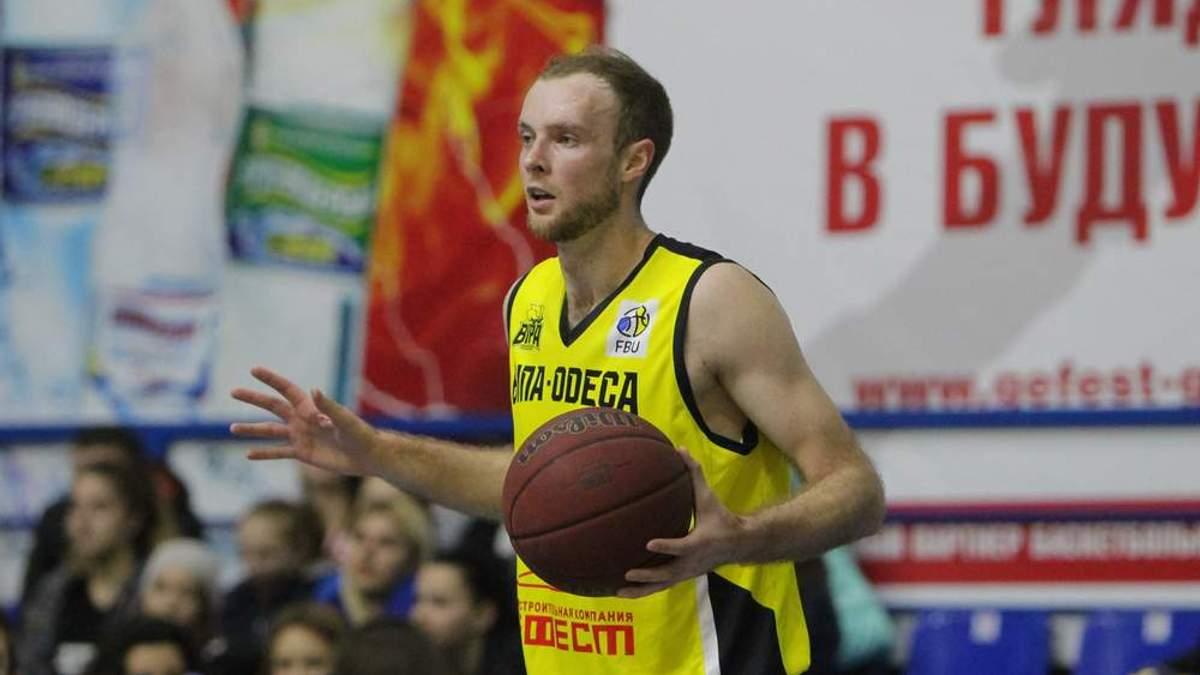 Олександр Бєліков потрапив у лікарню