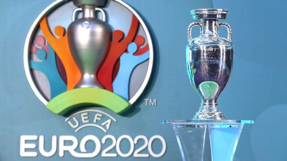 Букмекер оцінив шанси збірних на перемогу в Євро-2020: Україна в топ-20