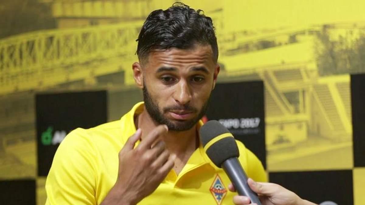 Український футболіст отримав пропозицію виступати за іншу країну й прийняв важке рішення