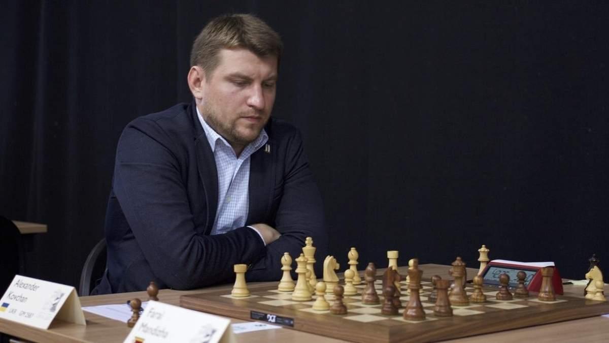 У Києві цікаво стартували чемпіонати України з шахів