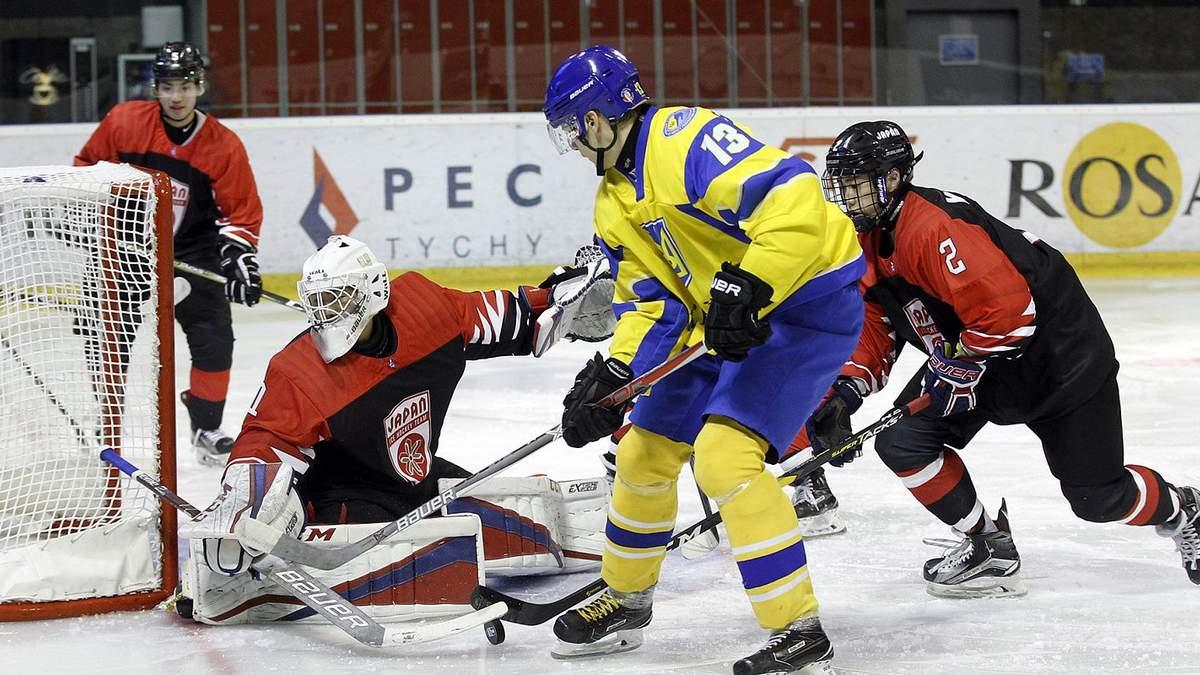 Збірна України з хокею здобула першу перемогу на чемпіонаті світу: відео