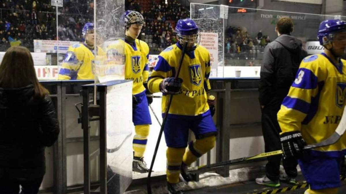 Збірна України з хокею перемогла італійців