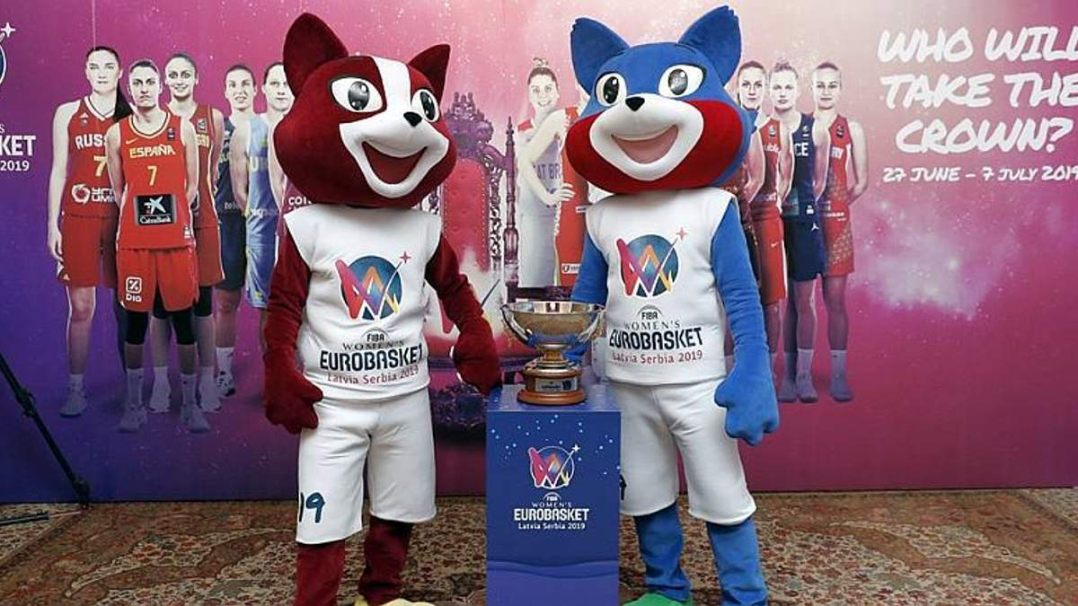 С кем и когда украинки сыграют на Евробаскет-2019: расписание матчей
