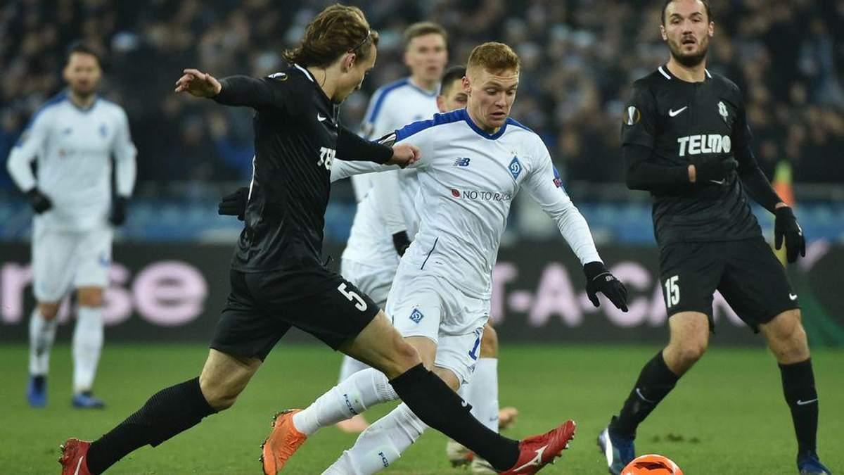 Видали гру, яка сподобалася вболівальникам: Циганков назвав найкращий матч у сезоні