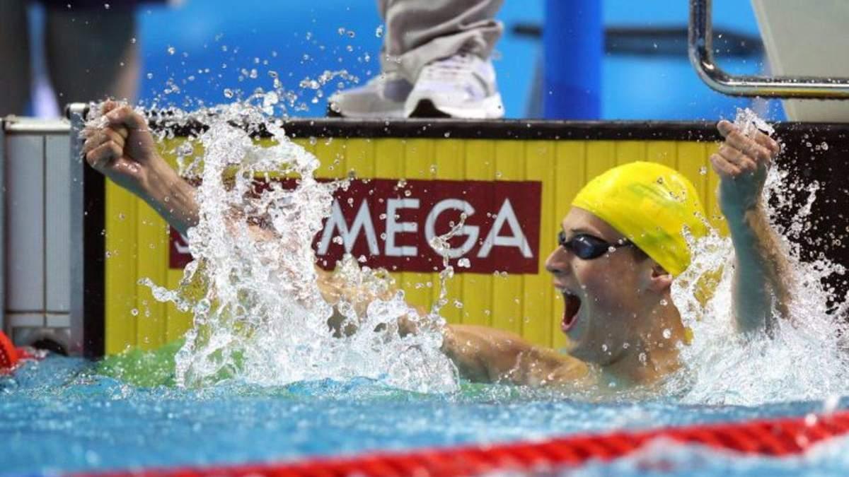Чемпіон світу з плавання Романчук: італійці мною цікавляться і спілкуються, а українці – ні