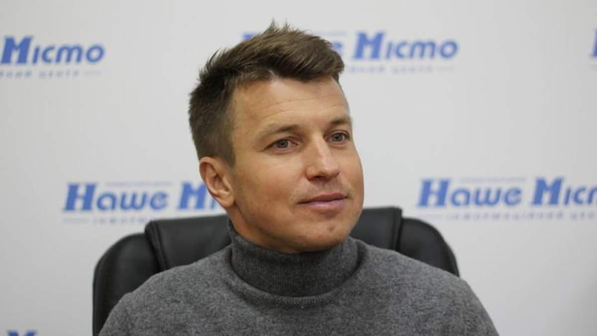 """Ротань покине """"Олімпік"""" заради роботи в збірній України"""