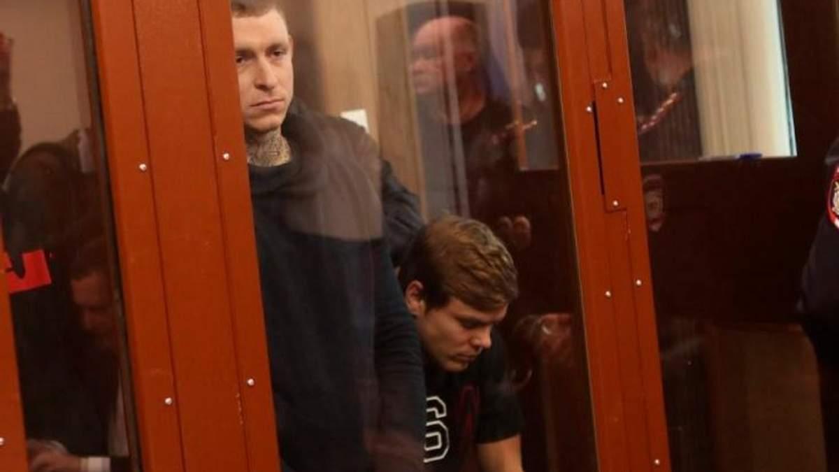Російським футболістам Кокоріну й Мамаєву посилили обвинувачення