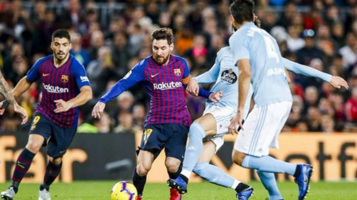 """""""Барселона"""" одержала четвертую подряд победу и сохранила лидерство в Примере"""
