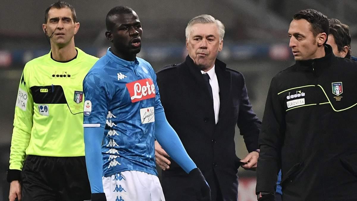 В Італії футбольний матч затьмарила різанина й расизм: Роналду став на захист конкурентів