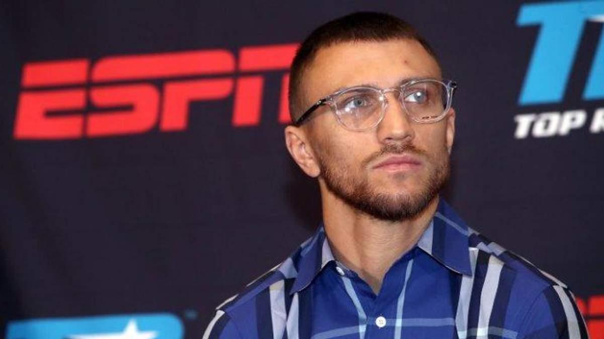 Ломаченко признали лучшим боксером года