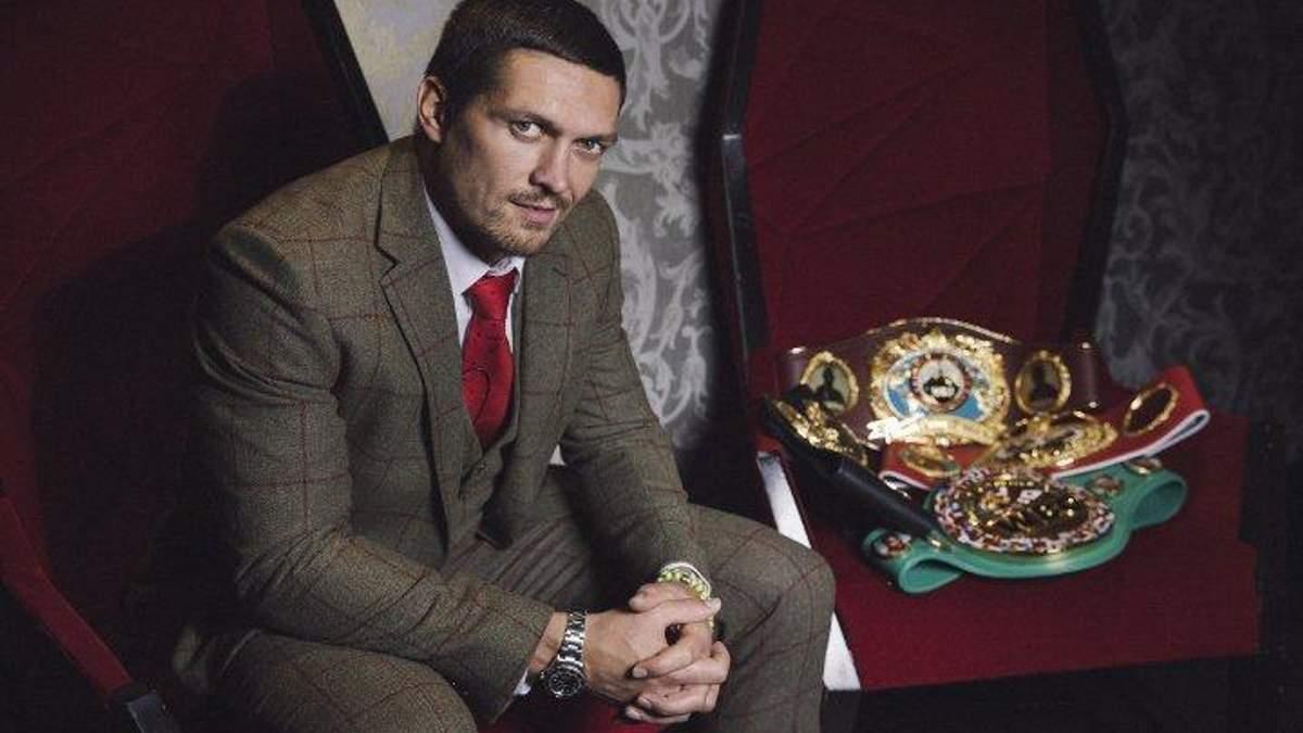 Усик та Ломачено у топ-5 найкращих боксерів світу за версією BoxingScene