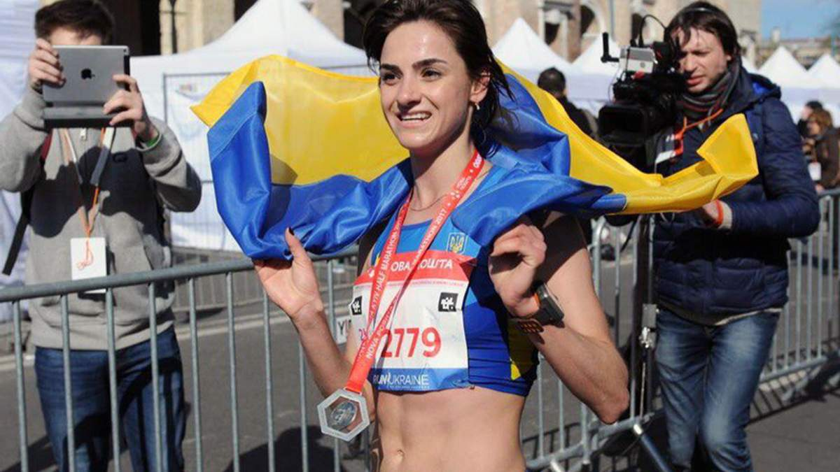 Украинка завоевала второе место на международных соревнованиях