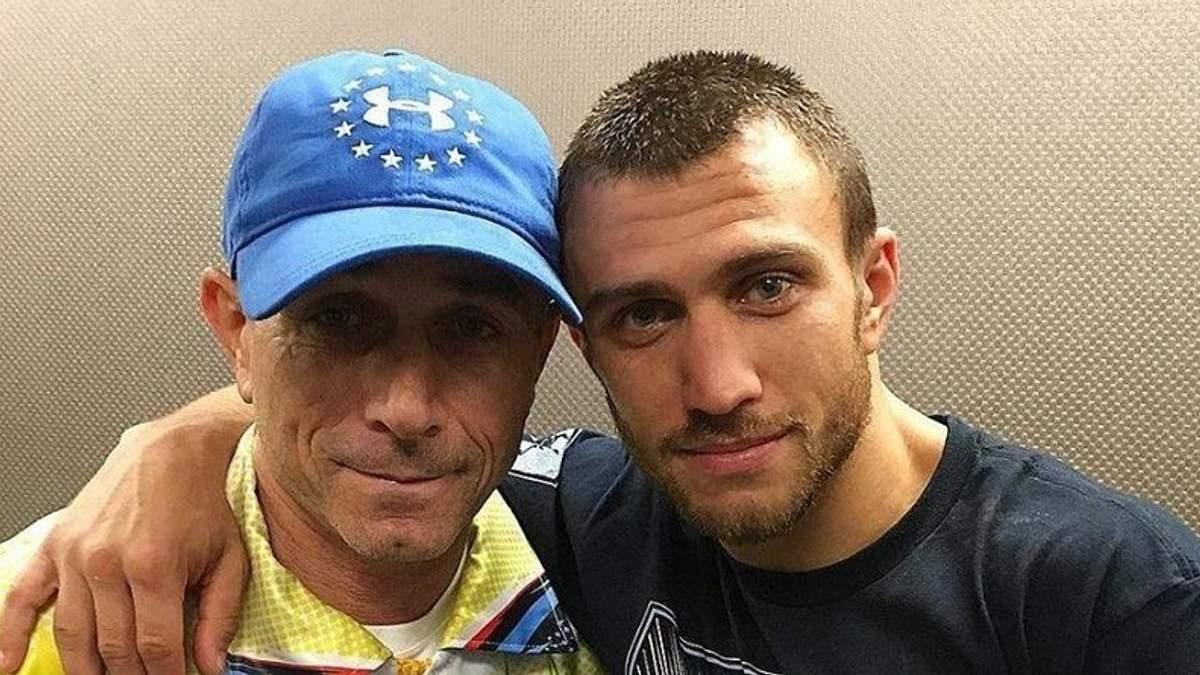 Отец Ломаченко может стать лучшим тренером года по версии WBC