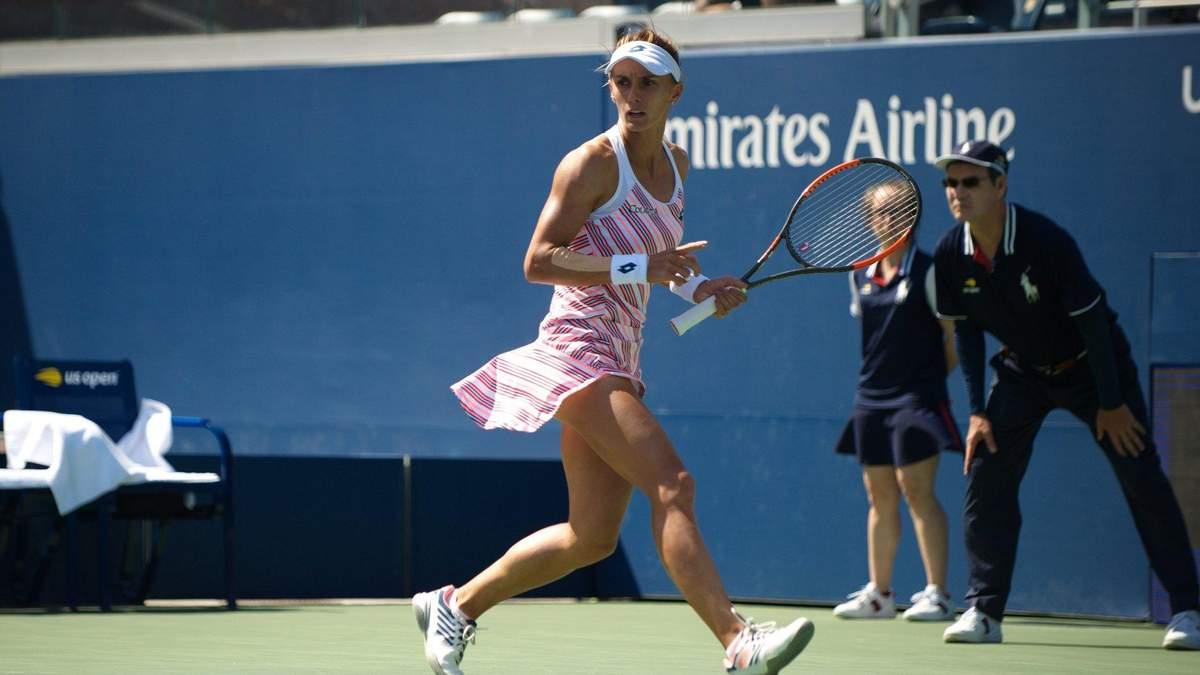 Леся Цуренко вийшла у півфінал турніру в Австралії