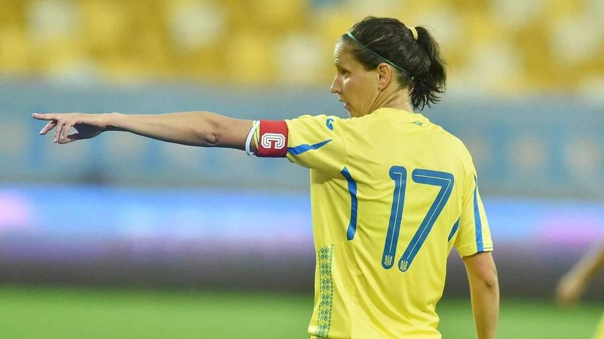 Заробляю трішки більше, аніж продавець, – найсильніша футболістка України