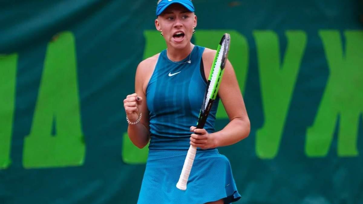 Украинка Лопатецкая будет бороться за третий титул в карьере