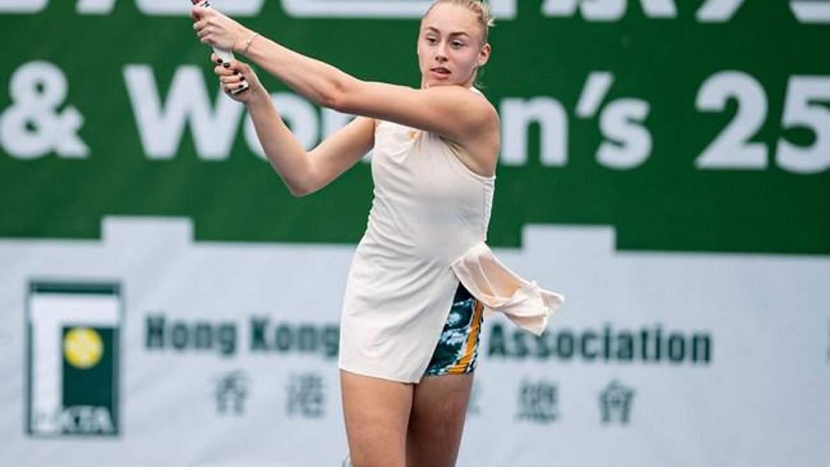 Украинская теннисистка Лопатецкая уверенно шагает ко второму титулу через 2 недели