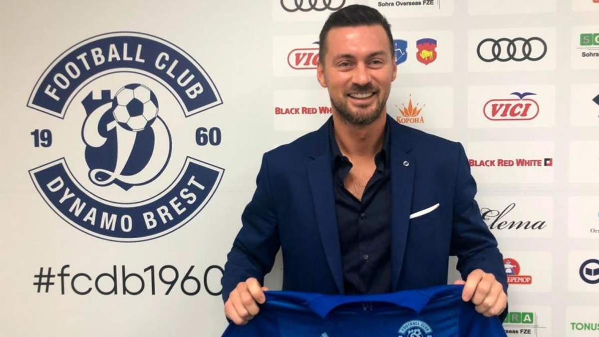 Мілевський у свій день народження в чергове змінив клуб