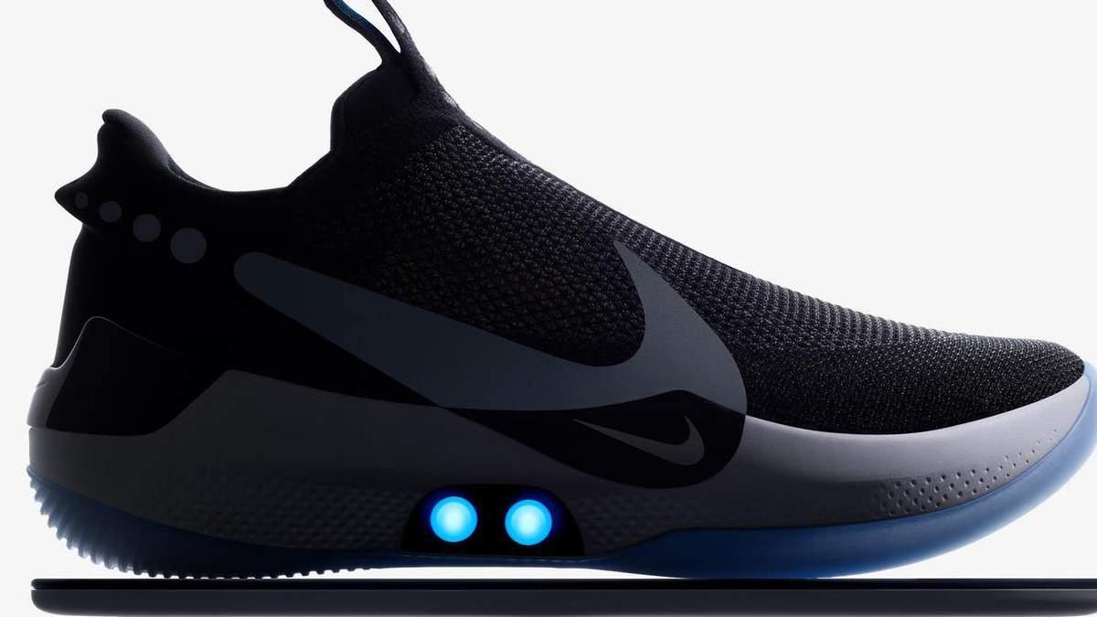 Nike Adapt BB кросівки з автоматичною шнурівкою