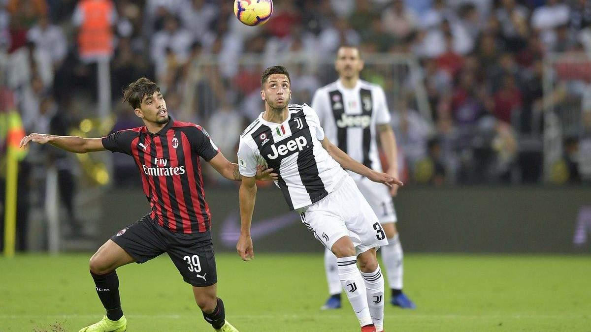 """Гол Криштиану Роналду принес """"Ювентусу"""" победу в Суперкубке Италии: видео"""