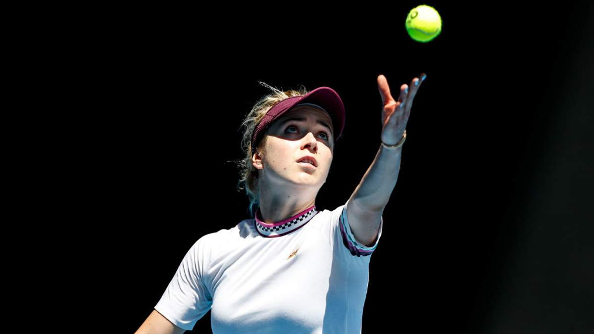Відомий тенісист особисто підтримував Світоліну на Australian Open, пару не вперше бачать разом