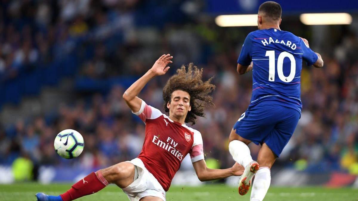 Арсенал - Челсі: прогноз букмекерів на матч