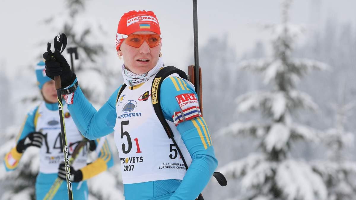 Сборная Украины удивила составом на этап Кубка мира по биатлону в Антхольце