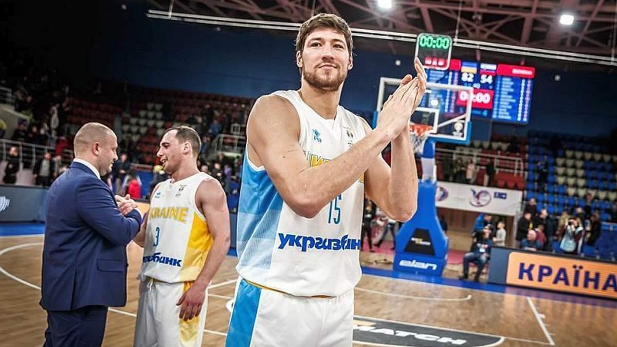 Баскетбольний клуб винен гравцям чималу суму, борг погодився оплатити капітан збірної України