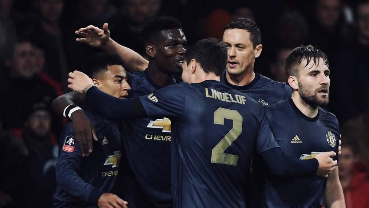"""""""Манчестер Юнайтед"""" розгромно переміг """"Арсенал"""": відео"""