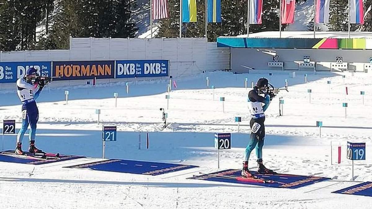 Биатлон: Бё выиграл спринт в Антхольце, лучший из украинцев – одиннадцатый Прима