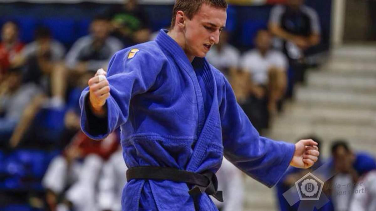 Украинец Артем Хомуло завоевал бронзовую медаль на Гран-при по дзюдо