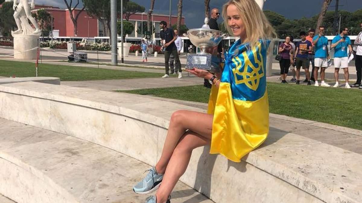 Элина Свитолина и Даяна Ястремская - новости тенниса