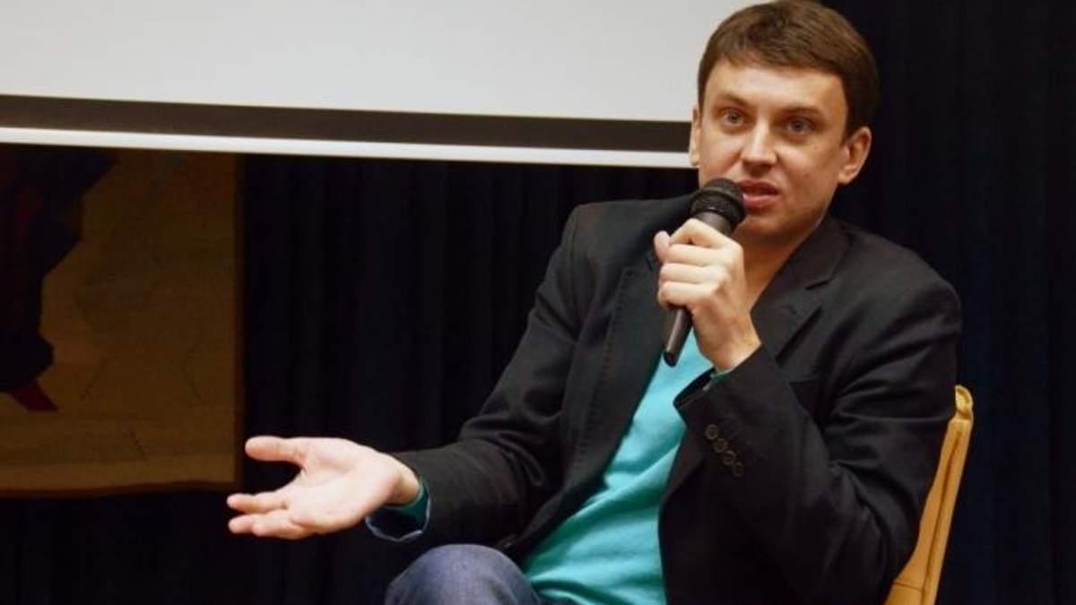 Цыганык о Ракицком: как смотреть в глаза детям, оставшимся сиротами из-за агрессии России