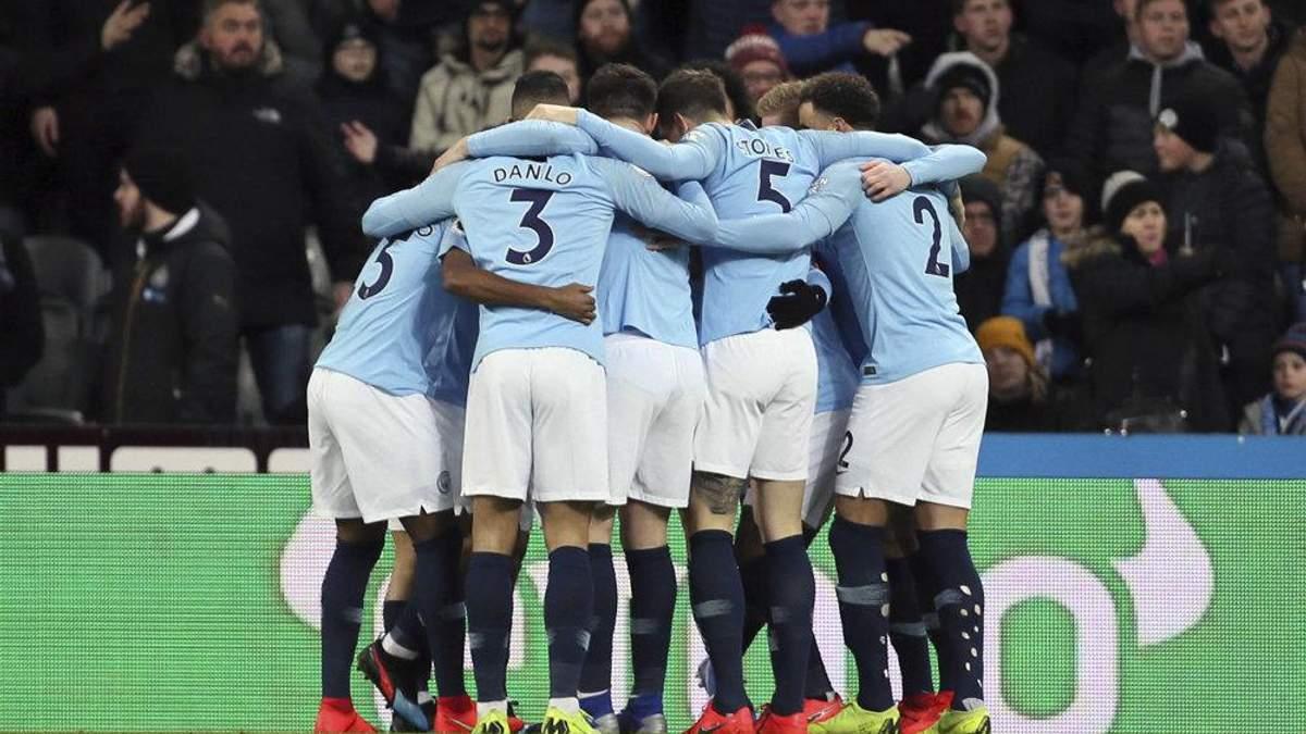 Ньюкасл - Манчестер Сіті: відео голів, огляд матчу