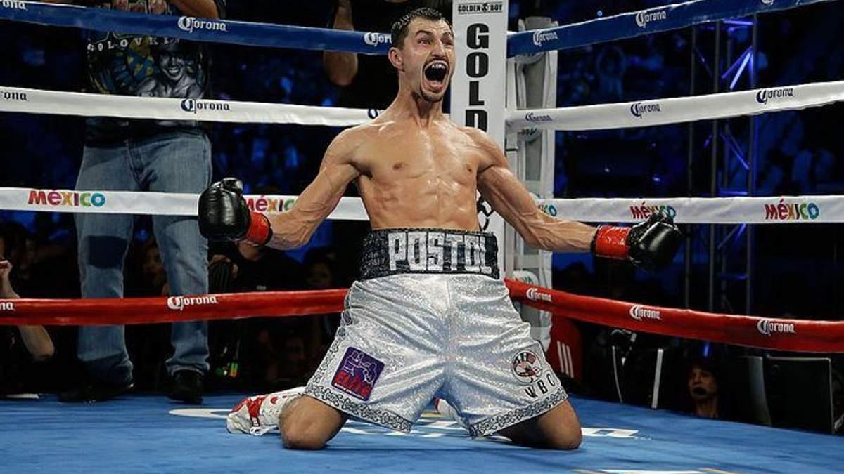 Постол може замінити білоруського боксера