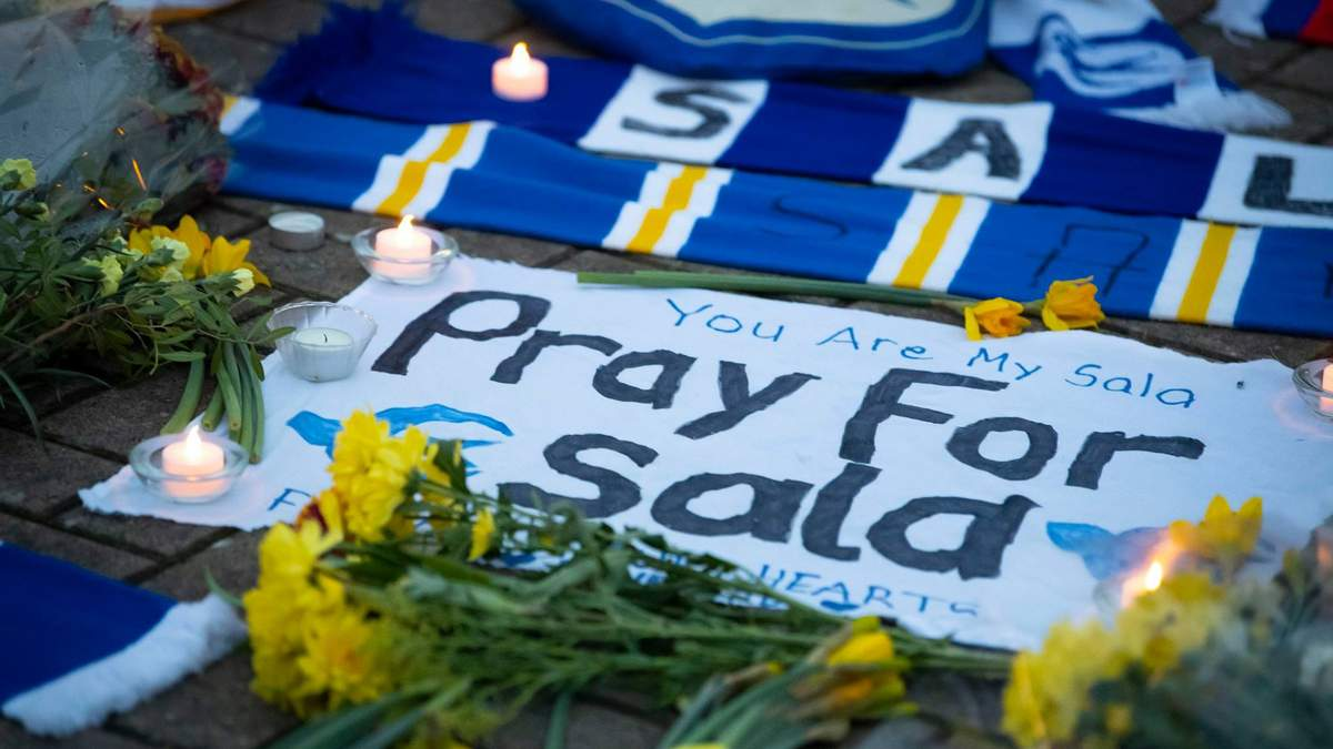 Літак Еміліано Сала знайшли: реакція батька зниклого футболіста
