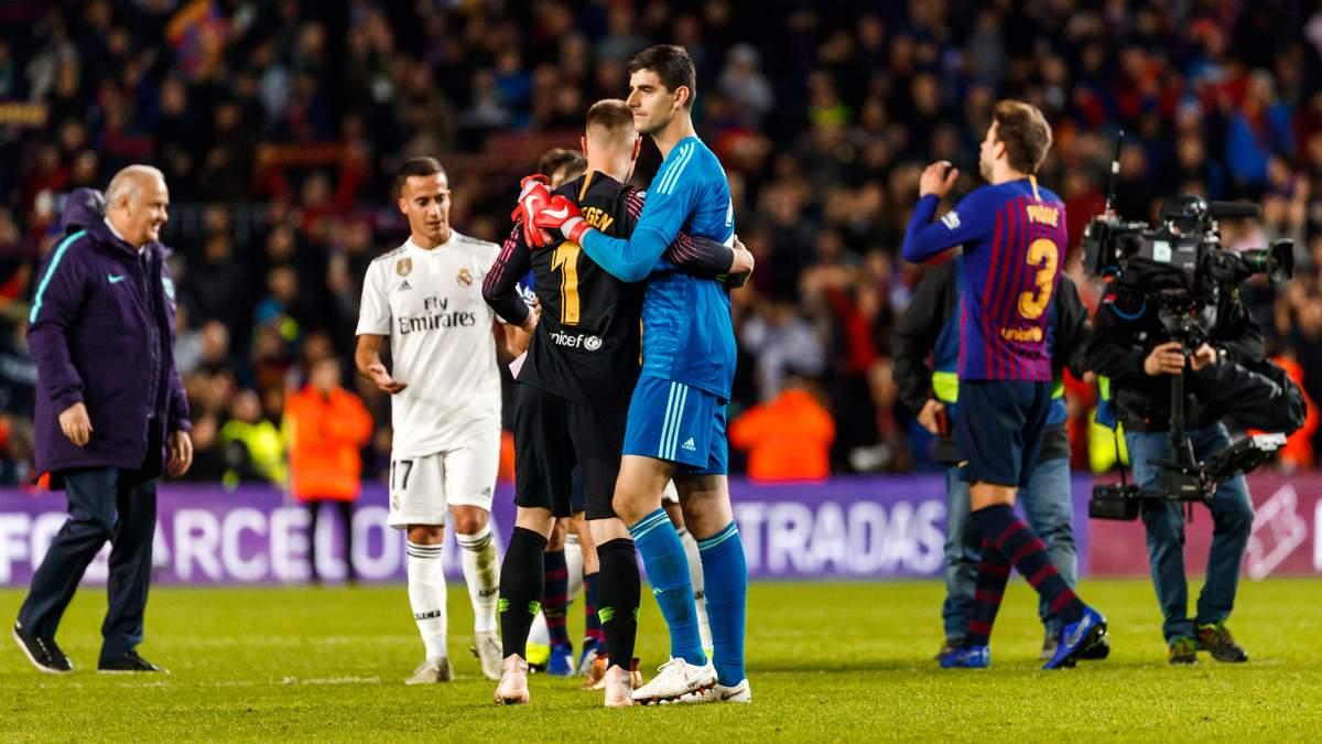 Барселона - Реал: прогноз на матч 06.02.2019 Кубок Испании 2018/2019