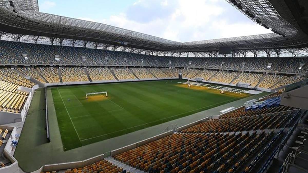 Збірна України зіграє два матчі у Львові: названо суперників та дати матчів