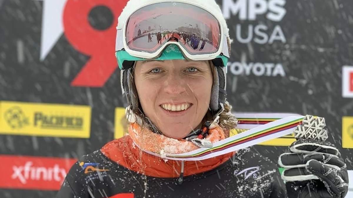 Україна вперше в історії виборола медаль на чемпіонаті світу зі сноубордингу