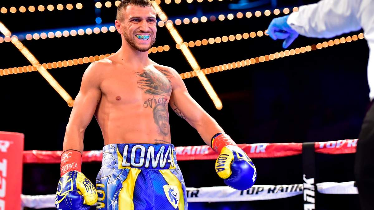 Ломаченко проведе титульний бій