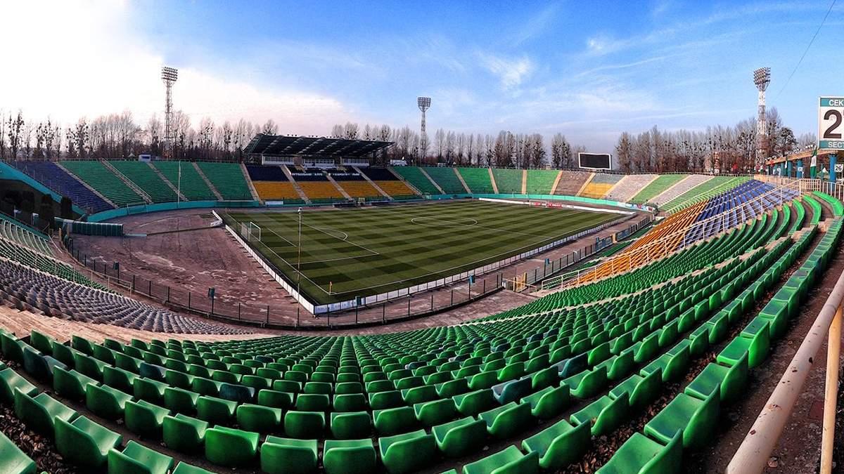 """ФК """"Львов"""" будет доигрывать матчи чемпионата на другом стадионе"""